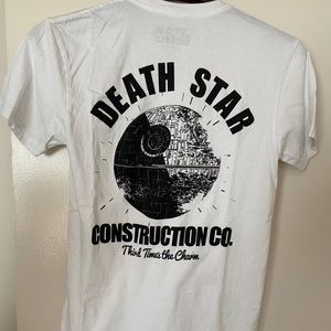 Star Wars Death Star Tee Shirt